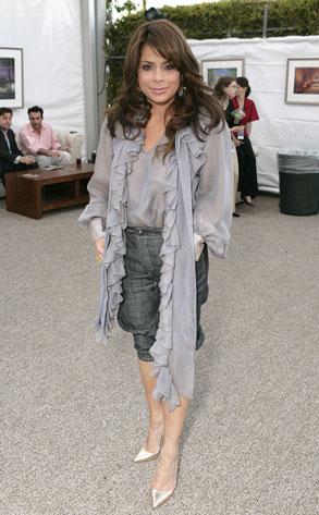Paula Abdul worst dressed