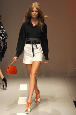 DKNY runwayshow