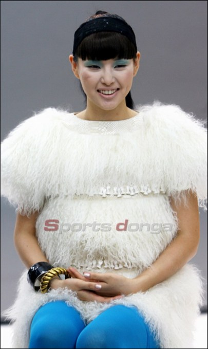 Honey lee fuzzy fashion